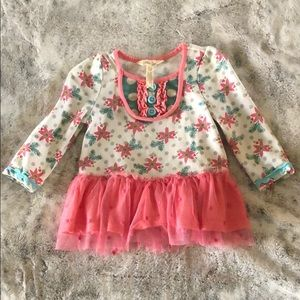 Baby girl Matilda Jane Blouse 12/18m